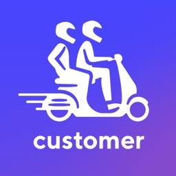 JoyRide Customer