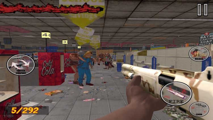Dead Zombie Fighter Survival screenshot-4