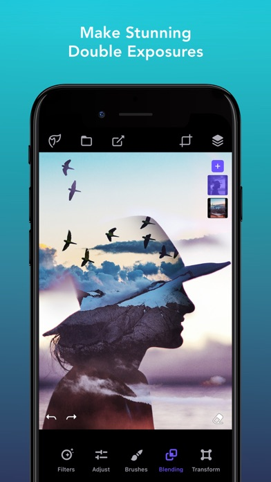 Enlight Photofox: Photo Editor Screenshots