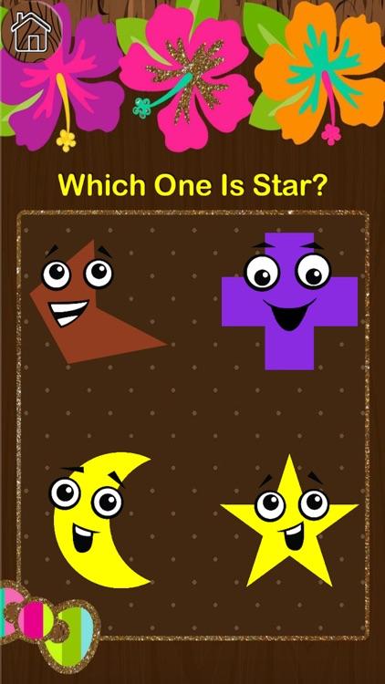 Shapes & Colours Fun Learning screenshot-3