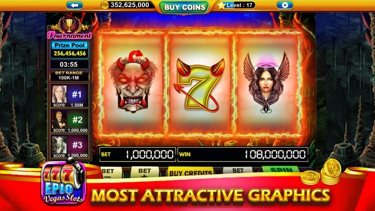 Epic Vegas Slots - Casino Game screenshot-4
