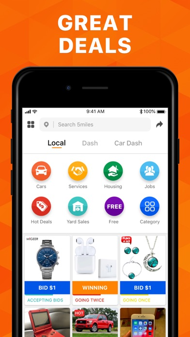 messages.download 5miles: Buy and Sell Locally software