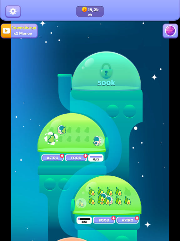Idle Star Farm screenshot 8