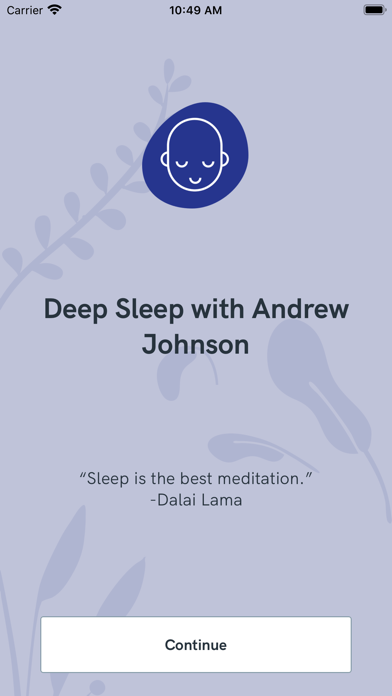 Deep Sleep With Aj review screenshots