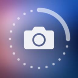 Skyflow: icono de la aplicación de disparo a intervalos
