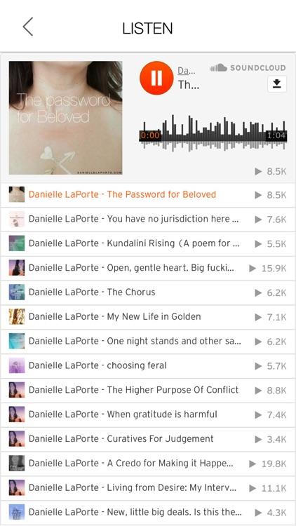 #Truthbomb by Danielle LaPorte screenshot-7
