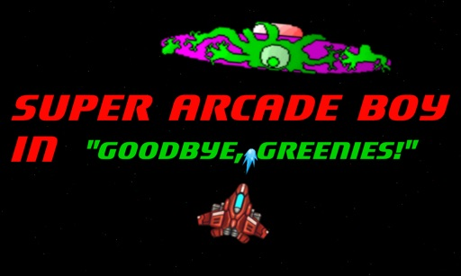 Arcade Boy in Goodbye Greenies