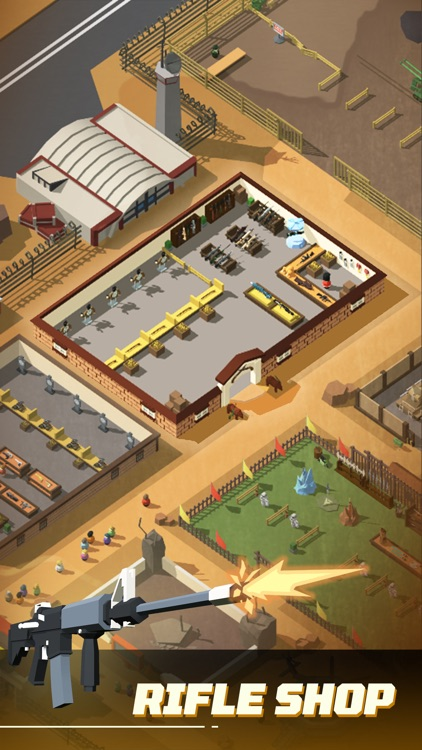 Idle Arms Dealer Tycoon screenshot-3