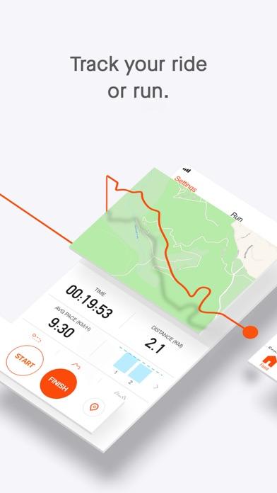 Screenshot for Strava: Run & Ride Training in India App Store