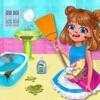 家 クリーニング ゲーム ために ガールズ - iPhoneアプリ