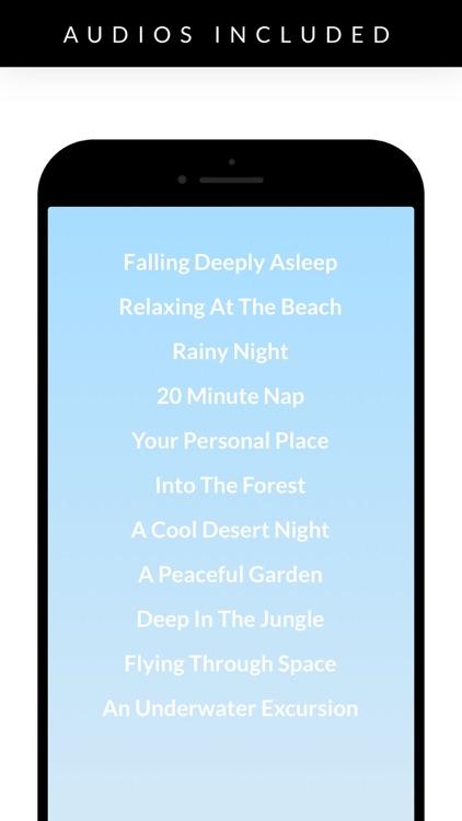 Deep Sleep and Relax Hypnosis screenshot-4