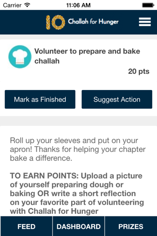 Challah for Hunger Marketplace - náhled