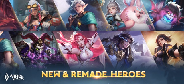 How to hack Arena of Valor for ios free