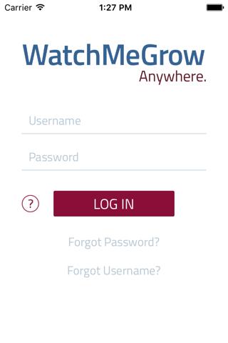 WatchMeGrow - náhled