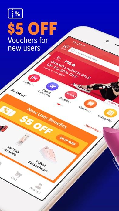 ดาวน์โหลด Lazada - Best Shopping Online สำหรับพีซี