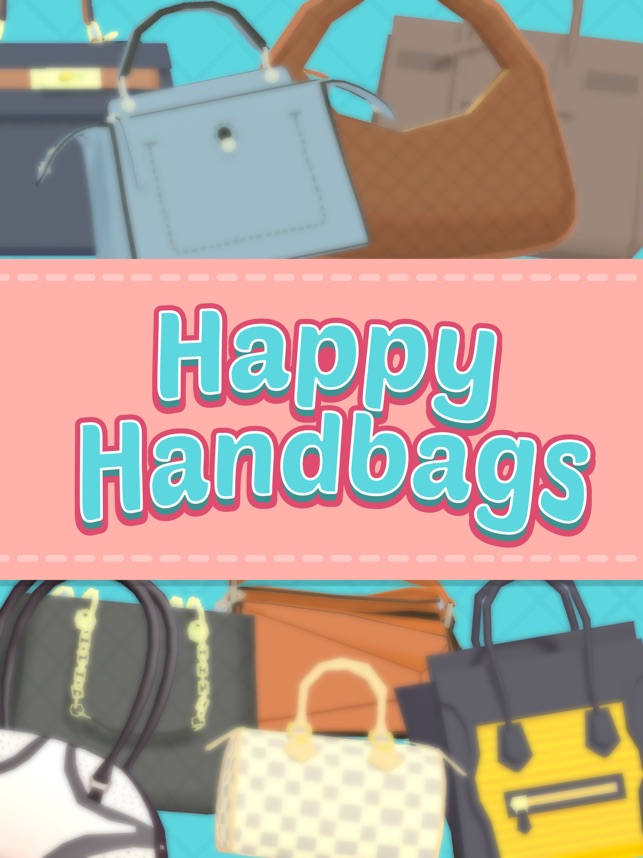 At last, a game for Handbag Lovers and Collectors - Happy Handbags Image