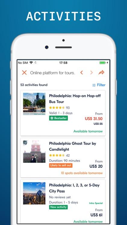 Philadelphia Travel Guide screenshot-5