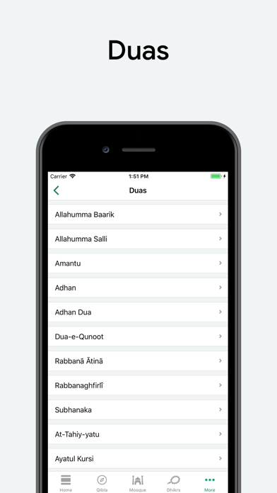Screenshot for Muslim: Ramadan, Prayer, Qibla in Jordan App Store
