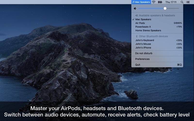 AirMate Screenshot