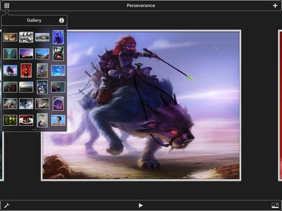 Inspire Pro Screenshots