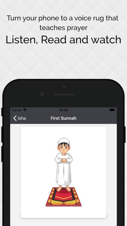 Prayer Rug With Voice screenshot-3