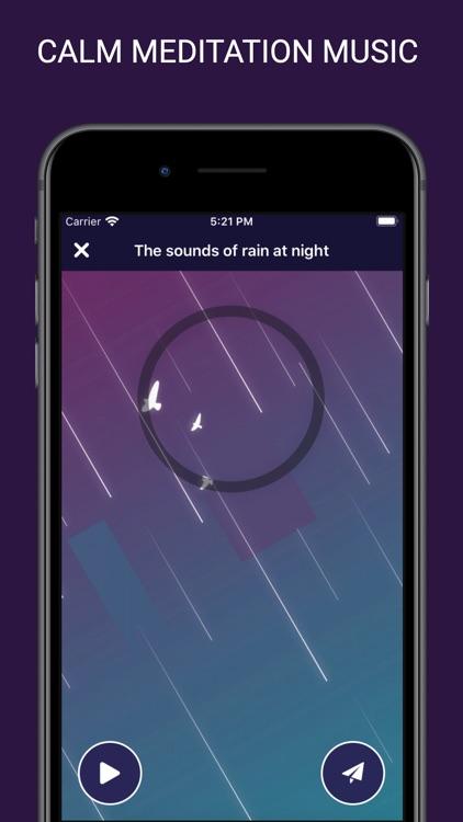 Calm Meditation Music screenshot-3