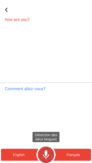 Screenshot #3 pour Google Traduction