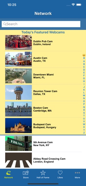 Webcams – EarthCam on the App Store