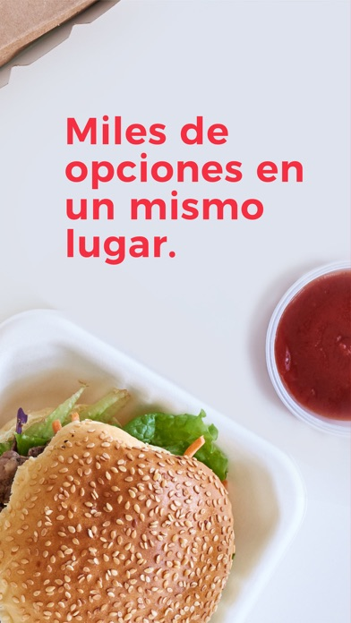 Screenshot for Domicilios.com: Pide Domicilio in Peru App Store