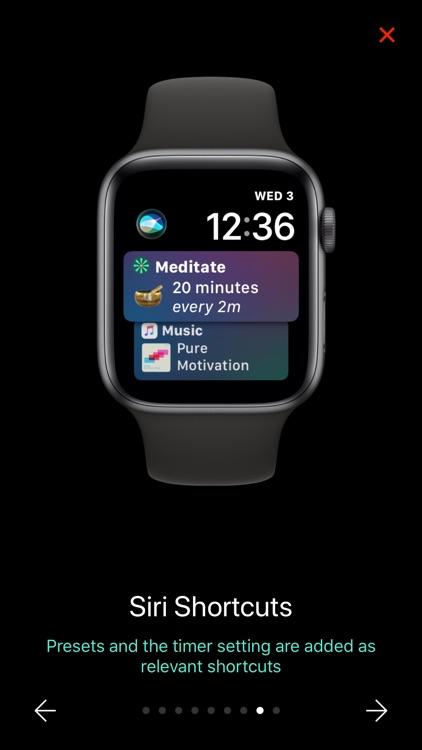 Meditate - Mindfulness app screenshot-7