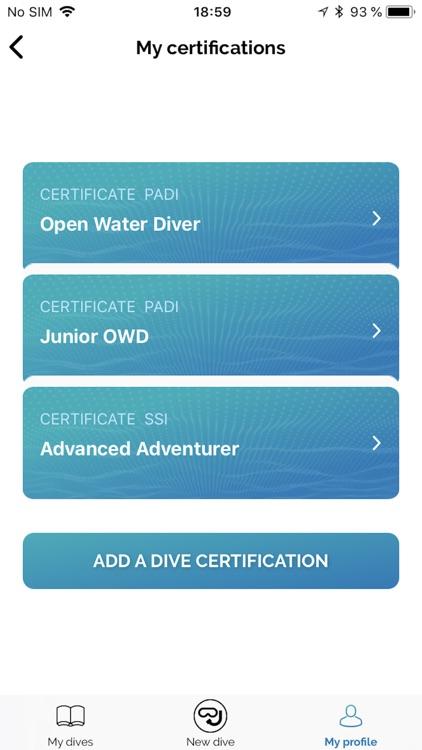 Log My Dive screenshot-5