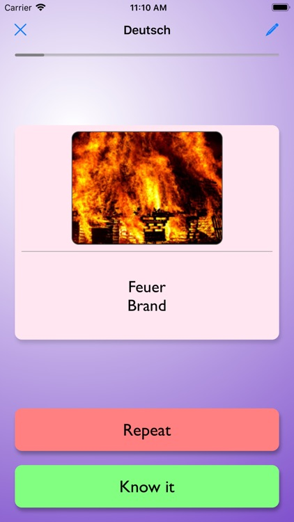Intelli Flashcards
