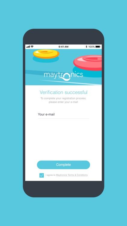 Maytronics Insight Pool screenshot-4