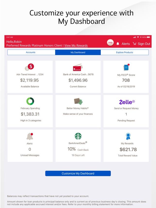 bank of america app apk