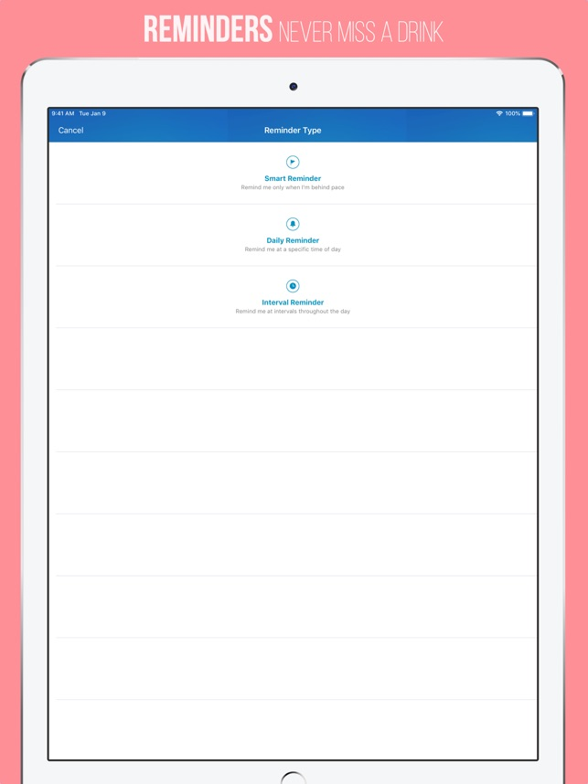 Waterlogged — Drink More Water on the App Store