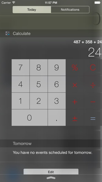 Calculator Silver screenshot-2