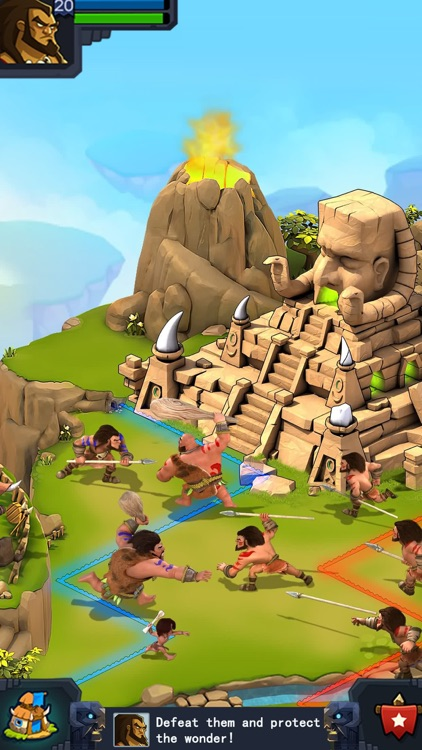 Brutal Age: Horde Invasion screenshot-4
