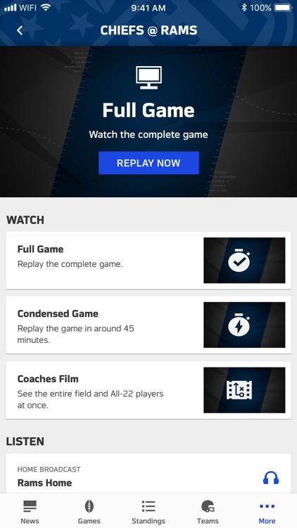 NFL screenshot-4