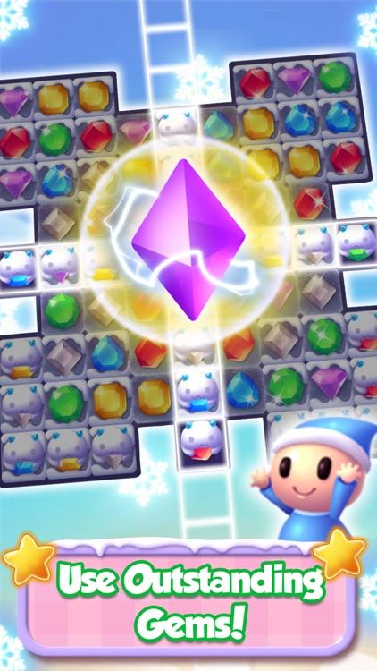 Ice Jewel Match screenshot-5