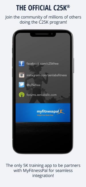 C25K® 5K Trainer on the App Store