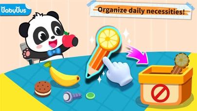 Baby Panda Care Games -BabyBus screenshot one