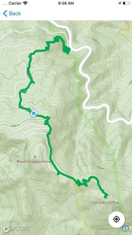 ModernHiker: California Trails screenshot-4
