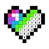 Colour by Numbers: Art Games