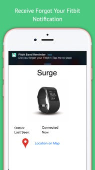 Fitbit Reminder - Track Fitbit iphone images