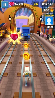 Subway Surfers iphone images