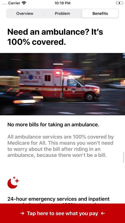 Medicare For All screenshot-5