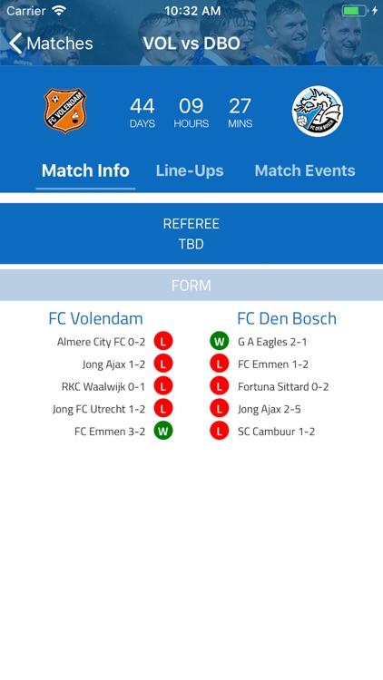 FC Den Bosch screenshot-4