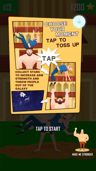 Screenshot for Buddy Toss in Philippines App Store