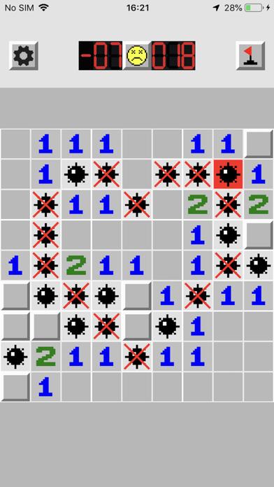 Minesweeper ⁕ Screenshot