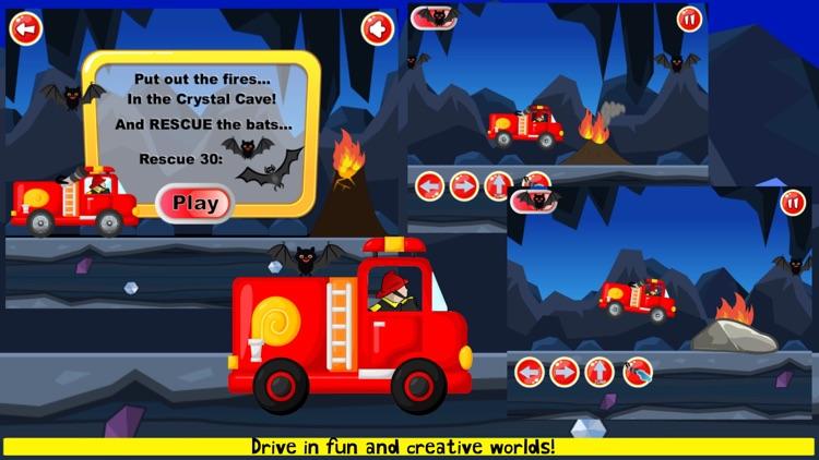 Fire-Trucks Game for Kids FULL screenshot-6